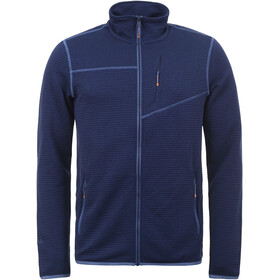 Icepeak Blades Midlayer Jas Heren, dark blue